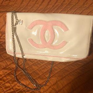 Chanel cross body VIP bag